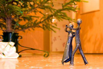 новогодние танцевальные каникулы в школе танцев - стальная пара