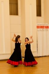 Испанский танец в Химки