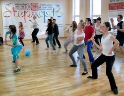 Зумба - танцевальный фитнес - танцуй и худей