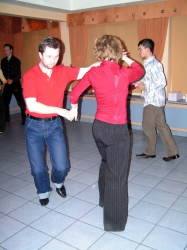 Сальса Химки - латиноамериканские клубные танцы