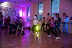 Хип-хоп танцы в городе Химки