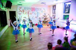 Эстрадные детские танцы в Химках
