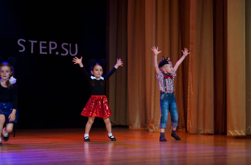 эстрадные детские танцы