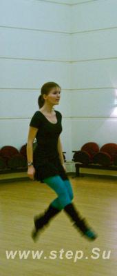 Алиса - учитель ирландских танцев в городе Химки