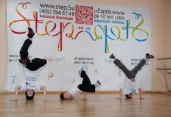 Результаты соревнования по Брейк Данс 25.11.2012 — B-boy и break dance Crew