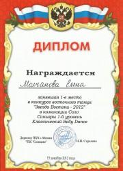 Восточные танцы -Первое место - учитель танца Живота Химки