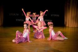 Эстрадные танцы в Химки