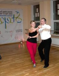 Танец хастл в Химках научиться танцевать в паре