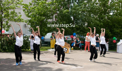 jazz-fank танцевала школа танцев step.su tushino shkola-tancev