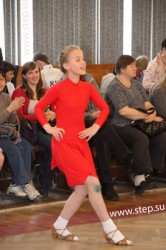 Успешные выступления на конкурсе бального танца - студия бального танца step.su Химки