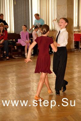 детские парные танцы