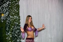 Приз за женственность на конкурсе восточных танцев