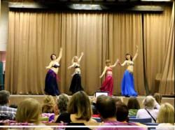 Шербет - студия восточного танца школы танцев Step.Su Химки