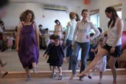 Танцы для самых маленьких детей в Химки от 1,5 до 3 лет