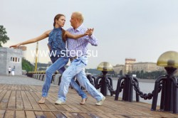 Танго - свадебный танец Константина и Светланы созданный в танцевальном центре Степ.сю