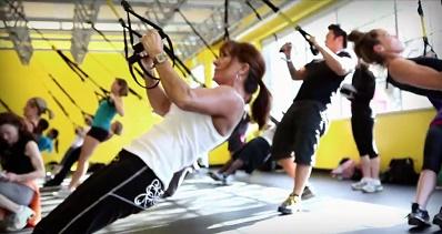TRX фитнес в Химки занятия персональные и групповой тренинг