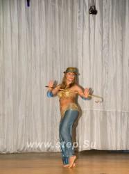 Танец с тростью - восточный танец
