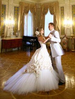 Свадебный танец постановка в Химки